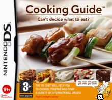 Cooking Guide - Can't Decide What to Eat (E)(XenoPhobia) Box Art