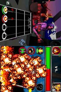 Guitar Hero - On Tour (E)(DSRP) Screen Shot