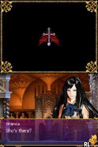 Castlevania - Order of Ecclesia (U)(Venom) Screen Shot