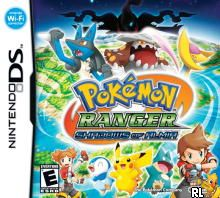 Pokemon Ranger - Shadows of Almia (U)(Venom) Box Art