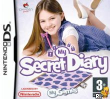 My Secret Diary (E)(XenoPhobia) Box Art