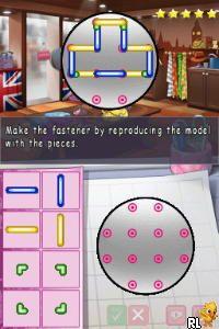 Let's Play Fashion Designer (E)(EXiMiUS) Screen Shot