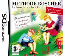 Methode Boscher - La Journee des Tout Petits (FR)(EXiMiUS) Box Art