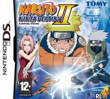 Naruto shippuden: ninja destiny 2 (4175) download for nintendo ds.