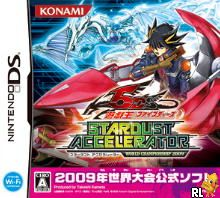 Yu-Gi-Oh! 5D's - Stardust Accelerator - World Championship 2009 (JP)(M6)(Independent) Box Art