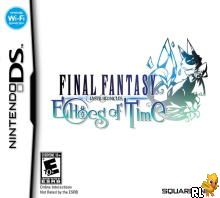 Final Fantasy Crystal Chronicles - Echoes of Time (US)(M3)(PYRiDiA) Box Art