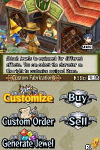 Final Fantasy Crystal Chronicles - Echoes of Time (US)(M3)(PYRiDiA) Screen Shot