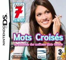 Tele 7 Jeux - Mots Croises (FR)(EXiMiUS) Box Art