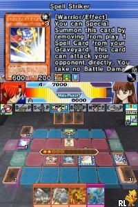 Yu-Gi-Oh! 5D's - Stardust Accelerator - World Championship 2009 (EU)(M6)(Independent) Screen Shot