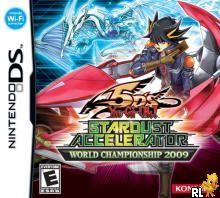 Yu-Gi-Oh! 5D's - Stardust Accelerator - World Championship 2009 (US)(M6)(1 Up) Box Art
