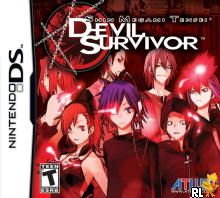 Shin Megami Tensei - Devil Survivor (US)(OneUp) Box Art