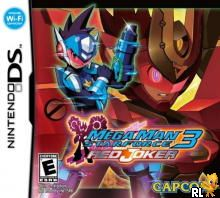Megaman Star Force 3 - Red Joker (US)(XenoPhobia) Box Art