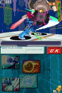 Megaman Star Force 3 - Red Joker (US)(XenoPhobia) Screen Shot