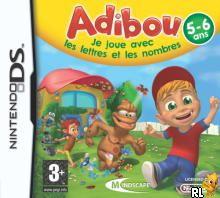 Adibou - Je Joue avec les Lettres et les Nombres (FR)(BAHAMUT) Box Art