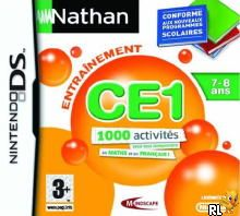 Nathan Entrainement CE1 - 1000 Activites (FR)(BAHAMUT) Box Art