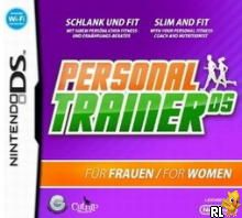 Personal Trainer DS for Women (EU)(M5)(Independent) Box Art