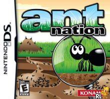 Ant Nation (US)(M3)(BAHAMUT) Box Art