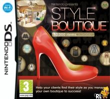 Nintendo Presents - Style Boutique (v01) (EU)(M5) Box Art