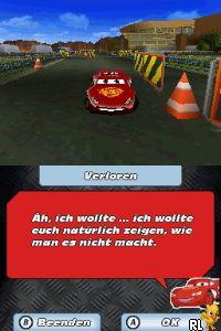 Cars Race-O-Rama (EU)(M2)(EXiMiUS) Screen Shot