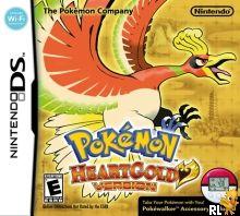 Pokemon - HeartGold Version (U) Box Art