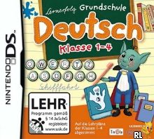 Lernerfolg Grundschule - Deutsch - Klasse 1-4 (E) Box Art