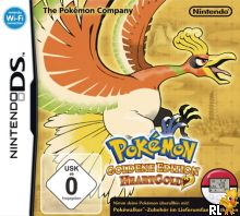 Pokemon - Goldene Edition HeartGold (G) Box Art