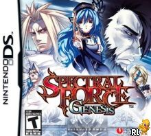 Spectral Force - Genesis (U) Box Art