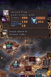 Spectral Force - Genesis (U) Screen Shot