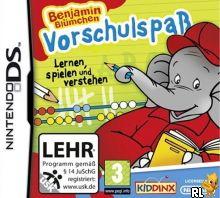 Vorschulspass mit Benjamin Bluemchen (G) Box Art