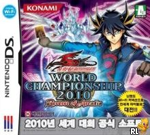 Yu-Gi-Oh! 5D's - World Championship 2010 - Reverse of Arcadia (K) Box Art