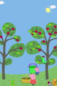 Peppa Pig - Fun and Games (E) Screen Shot