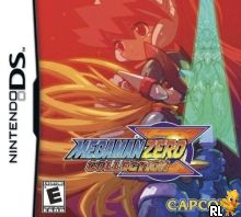 MegaMan Zero Collection (U) Box Art