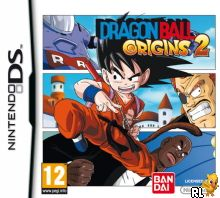 Dragon Ball - Origins 2 (E) Box Art