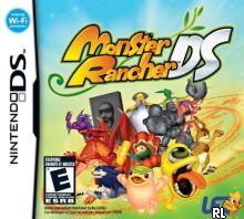 Monster Rancher DS (U) Box Art
