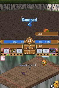 Monster Rancher DS (U) Screen Shot