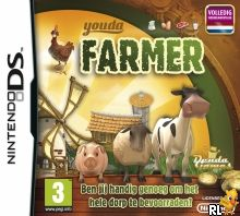 Youda Farmer (DSi Enhanced) (E) Box Art