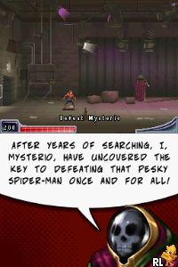 Spider-Man - Shattered Dimensions (U) Screen Shot