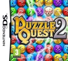 Puzzle Quest 2 (E) Box Art