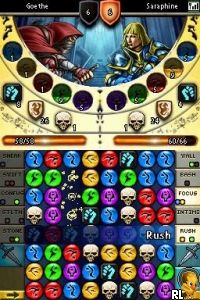 Puzzle Quest 2 (E) Screen Shot