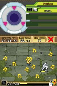 Pokemon Ranger - Guardian Signs (E) Screen Shot
