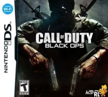 Call of Duty - Black Ops (U) Box Art