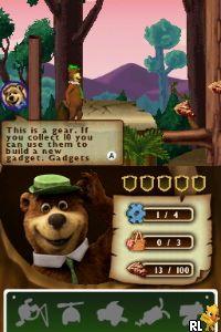 Yogi Bear (U) Screen Shot