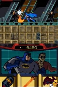 Batman - The Brave and the Bold - The Videogame (U) Screen Shot
