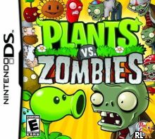 Plants vs. Zombies (U) Box Art