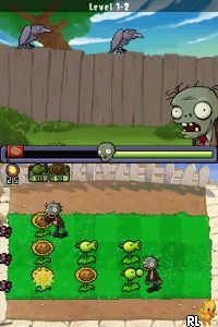 Plants vs. Zombies (U) Screen Shot