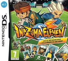 Inazuma Eleven (I) Box Art