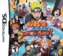 Naruto Shippuden - Shinobi Rumble (U) ROM