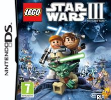 LEGO Star Wars III - The Clone Wars (E) Box Art