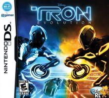 Tron Evolution (DSi Enhanced) (U) Box Art
