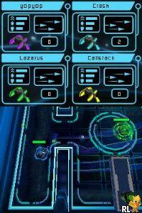 Tron Evolution (DSi Enhanced) (U) Screen Shot